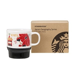 STARBUCKS Japan Geography Series 2016 Kyoto 京都マグ 355ml