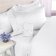 Elegant Comfort 1500 Thread Count Wrinkle & Fade Resistant Egyptian Quality Ultra Soft Luxurious 4...