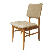 ACME Furniture BROOKS DINING CHAIR BEIGE