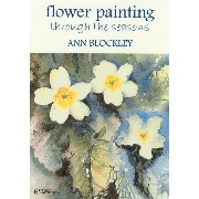 Flower Painting Through the Seasons DVD with Ann Blockley