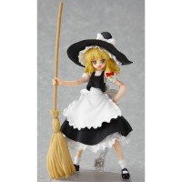 figma 東方project 霧雨魔理沙 全高約13.5cm ABS&PVC製 塗装済み可動フィギュア