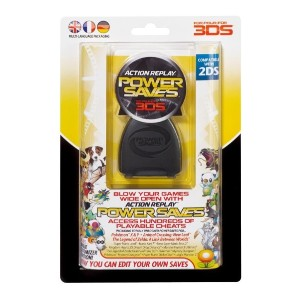 Datel Action Replay Power Saves (Nintendo 3DS XL/Nintendo DS) (輸入版)