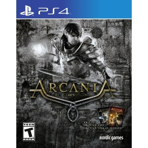 ArcaniA - The Complete Tale (輸入版:北米) - PS4