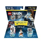 Lego Dimensions Portal 2 Level Pack