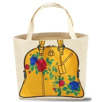 My Other Bag トートバッグ KATE FLORAL bag メイドインUSA
