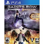 Saints Row IV Re-Elected + Gat out of Hell (輸入版:北米) - PS4