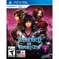 Stranger of Sword City(輸入版:北米) - PS Vita