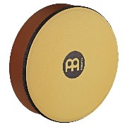 "MEINL Percussion マイネル フレームドラム Synthetic Head Hand Drum 10"" HD10AB-TF 【国内正規品】"