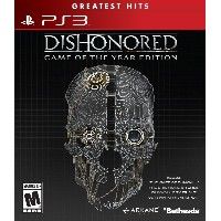 Dishonored Game of the Year Edition (輸入版:北米) - PS3