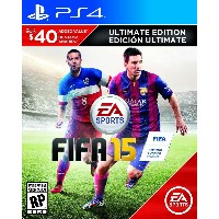 FIFA 15 Ultimate Team Edition (輸入版:北米) - PS4