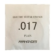 FERNANDES / Electric or Acoustic Plain .017 GS-017 エレキギター弦 バラ弦