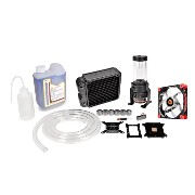 Thermaltake Pacific RL140 D5 water cooling kit 140mm HS1195 CL-W072-CU00BL-A