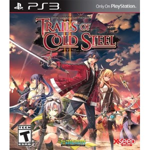 The Legend of Heroes: Trails of Cold Steel II (輸入版:北米) - PS3