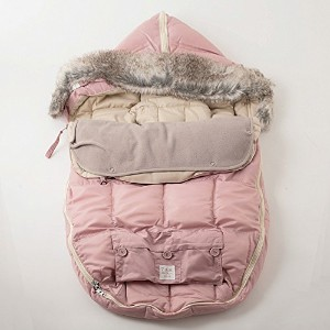 7AM Enfant 【LS503M】 Le Sac Igloo Medium 【color:Rose】 [並行輸入品]