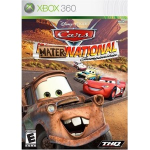 Cars: Mater-National / Game
