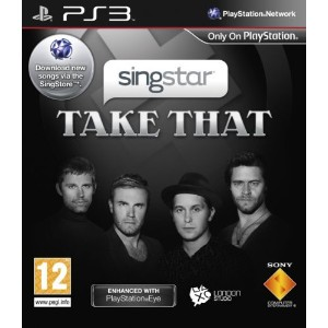 Singstar: Take That (PS3) (輸入版)