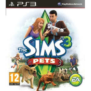The Sims 3 Pets (PS3) (輸入版)