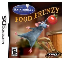 Ratatouille Food Frenzy (輸入版:北米) DS