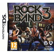 Rock Band 3 (DS) (輸入版)