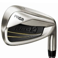 PRGR(プロギア) RED 16RED TITAN FACEアイアン M37CB 5本セット #6-P RED 番手:#7