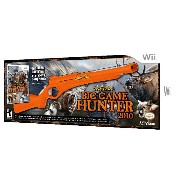 Cabelas Big Game Hunter 2010 W/Gun