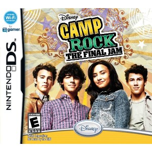 Camp Rock the Final Jam (輸入版:北米) DS