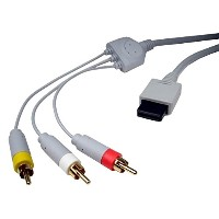 Wii A/V Cable (輸入版)