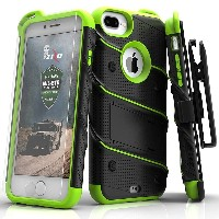 Zizo ジゾウ ボルトカバー iPhone 7 Plus Case, Zizo Bolt Cover with FREE [.33mm 9H Tempered Glass Screen...