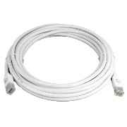 Dr. Bott Mini DisplayPort Cable (m-m) 白 4.5 m 15282