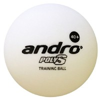 andro 卓球 練習用 トレーニグボールS 40mm (6ダース入り) 162230