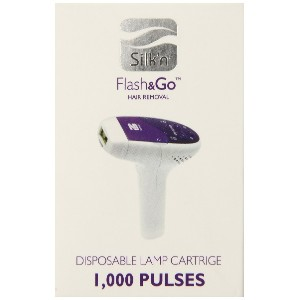 Silk'n Flash?and Go Hair Removal System 1000 Light Pulses Replacement Cartridge
