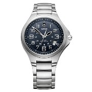 Victorinox Swiss Army[ビクトリノックススイスアーミー] MODEL NO.241463 Base Camp Black Dial Mens Watch ベースキャンプ...