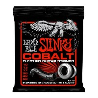 ERNiE BALL アーニーボール エレキギター弦 #2715 Cobalt Skinny Top Heavy Bottom Slinky コバルト弦 スキニ―トップ ヘビーボトム