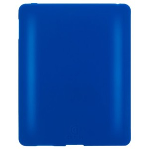 Griffin Technology FlexGrip for iPad - Blue GRF-FLEXGRIP-PAD-BL