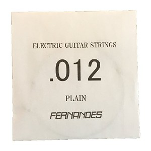 FERNANDES / Electric or Acoustic Plain .012 GS-012 エレキギター弦 バラ弦