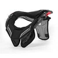 Leatt Brace - DBX Comp 4 Neck Brace (Bicycle) Black_L/XL ネックブレース ダウンヒル
