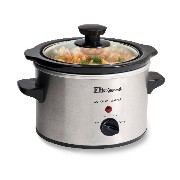 【並行輸入】MaxiMatic MST-250XS Elite Gourmet 1-1/2-Quart Slow Cooker スロークッカー