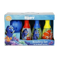 Disney Finding Dory Bowling Set [並行輸入品]