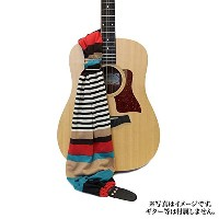 Capturing Couture Retro Scarf Guitar Strap ギターストラップ (キャプチャリンクチュール)