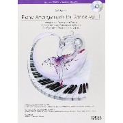 Piano Arrangements for Dance Vol.1, Arreglo de Piano para Danza / ダンスのためのピアノアレンジ ボリューム1楽譜、CD