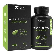 Sports Research SVETOL Green Coffee Bean Extract, 90 Liquid Softgels with 400mg of Clinically...