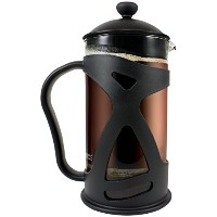 KONA French Press Coffee Tea & Espresso Maker, Black 34oz Teapot ~ Best Present Idea For Gifts ...
