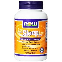 海外直送品 Now Foods Sleep, 90 vcaps