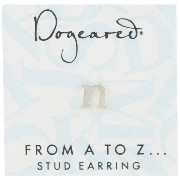 [ドギャード] DOGEARED from a to z earring, SS, little N V3SSZ00211304