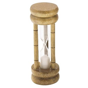 Kitchen Craft Traditional Three Minute Sand Egg Timer Blister Packed 砂時計 3分タイマー KCEGGTIM