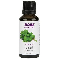 海外直送品 Now Foods BASIL OIL, 1 OZ