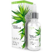 InstaNatural Pro Radiant Vitamin C 25% Face Serum With Hyaluronic Acid 20%, Niacinamide, CoQ10 &...