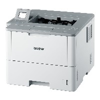brother A4モノクロレーザープリンター (50PPM/両面印刷/有線・無線LAN) HL-L6400DW