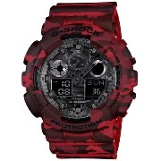 カシオ CASIO G-SHOCK Camouflage Series GA-100CM-4AJF men's Japan Import 男性 メンズ 腕時計 【並行輸入品】