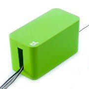 Blue Lounge ケーブルボックスミニ ライムグリーン CableBox Mini Lime Green BLD-CBMN-LG